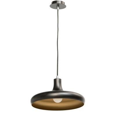 Люстра Mw light 636010201 РаундПодвесные<br>Описание модели 636010201: Яркая и оригинальная лампа из коллекции Раунд выполнена для освещения и украшения современных пространств, выполненных в духе минимализма. Смелый дизайн светильника представлен металлическим плафоном с контрастно-окрашенными внешней и внутренней поверхностями, и ярко выделяющимся проводом, регулируемым по высоте. Энергосберегающая лампа прослужит долго и осветит пространство интерьера или зоны площадью до 3 кв.м.<br><br>Установка на натяжной потолок: Да<br>S освещ. до, м2: 5<br>Крепление: Планка<br>Тип лампы: накаливания / энергосбережения / LED-светодиодная<br>Тип цоколя: E27<br>Количество ламп: 1<br>Диаметр, мм мм: 310<br>Длина цепи/провода, мм: 1100<br>Высота, мм: 1360<br>MAX мощность ламп, Вт: 40<br>Общая мощность, Вт: 40