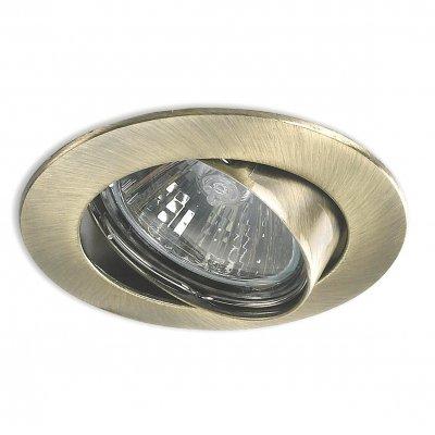 Светильник Mw light 637010301 КрузКруглые<br>Описание модели 637010301: Идеальные светильники для акцентного освещения из коллекции Круз стиля Техно. Точечные светильники выполняют важную функциональную задачу и гармонично вписываются в различные интерьеры жилых и нежилых помещений современного стиля. Металлический корпус с различным типом обработки и покрытия поверхности создан с использованием подвижного механизма с эффектом прожектора. Галогеновая лампа с цоколем GU10 имеет высокие показатели яркости и осветит пространство до 3-х кв.м.<br><br>S освещ. до, м2: 3<br>Рекомендуемые колбы ламп: полусферическа с рефлектором<br>Цветовая t, К: 2800-3200 K<br>Тип лампы: галогенная<br>Тип цоколя: GU10<br>Цвет арматуры: бронзовый<br>Диаметр, мм мм: 80<br>Высота, мм: 20<br>Поверхность арматуры: матовый<br>MAX мощность ламп, Вт: 50<br>Общая мощность, Вт: 50