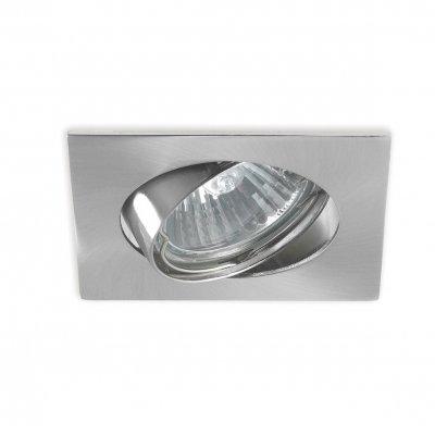Люстра Mw light 637010401 КрузКвадратные<br>Описание модели 637010401: Идеальные светильники для акцентного освещения из коллекции Круз стиля Техно. Точечные светильники выполняют важную функциональную задачу и гармонично вписываются в различные интерьеры жилых и нежилых помещений современного стиля. Металлический корпус с различным типом обработки и покрытия поверхности создан с использованием подвижного механизма с эффектом прожектора. Галогеновая лампа с цоколем GU10 имеет высокие показатели яркости и осветит пространство до 3-х кв.м.<br><br>S освещ. до, м2: 3<br>Рекомендуемые колбы ламп: полусферическа с рефлектором<br>Цветовая t, К: 2800-3200 K<br>Тип лампы: галогенная<br>Тип цоколя: GU10<br>Цвет арматуры: серебристый<br>Ширина, мм: 80<br>Длина, мм: 80<br>Высота, мм: 20<br>Поверхность арматуры: глянцевый<br>MAX мощность ламп, Вт: 50<br>Общая мощность, Вт: 50