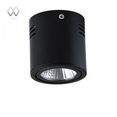 Светильник светодиодный Mw light 637014201 КрузОдиночные<br>Описание модели 637014201: Точечные светильники из коллекции «Круз» идеально подойдут для создания акцентов в интерьере, зональной подсветки или визуального разделения пространства. Они выполнены из металла в двух классических оттенках – матовый белый и чёрный. Минимализм и строгость прослеживаются во всем: точной цилиндрической форме, отсутствии декора. Помимо этого, светильники отличаются высокой функциональностью: источники света - светодиоды - оснащены системой спотов. Но всё же главное достоинство – это возможность использовать модель как декоративный элемент, размещать его на потолке и стенах, создавать оригинальные световые композиции, комбинируя несколько светильников.<br><br>S освещ. до, м2: 1<br>Крепление: Планка<br>Диаметр, мм мм: 75<br>Высота, мм: 105