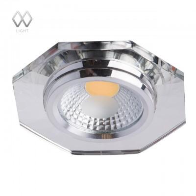 Светильник светодиодный Mw light 637014401 КрузКруглые LED<br>Встраиваемые светильники – популярное осветительное оборудование, которое можно использовать в качестве основного источника или в дополнение к люстре. Они позволяют создать нужную атмосферу атмосферу и привнести в интерьер уют и комфорт.   Интернет-магазин «Светодом» предлагает стильный встраиваемый светильник Mw-light 637014401. Данная модель достаточно универсальна, поэтому подойдет практически под любой интерьер. Перед покупкой не забудьте ознакомиться с техническими параметрами, чтобы узнать тип цоколя, площадь освещения и другие важные характеристики.   Приобрести встраиваемый светильник Mw-light 637014401 в нашем онлайн-магазине Вы можете либо с помощью «Корзины», либо по контактным номерам. Мы развозим заказы по Москве, Екатеринбургу и остальным российским городам.<br><br>S освещ. до, м2: 2<br>Диаметр, мм мм: 97<br>Высота, мм: 38