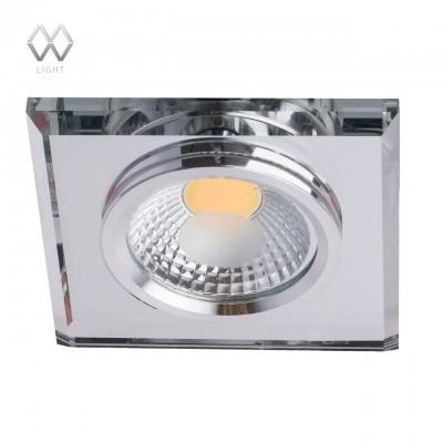 Светильник светодиодный Mw light 637014501 КрузКвадратные LED<br>Встраиваемые светильники – популярное осветительное оборудование, которое можно использовать в качестве основного источника или в дополнение к люстре. Они позволяют создать нужную атмосферу атмосферу и привнести в интерьер уют и комфорт.   Интернет-магазин «Светодом» предлагает стильный встраиваемый светильник Mw-light 637014501. Данная модель достаточно универсальна, поэтому подойдет практически под любой интерьер. Перед покупкой не забудьте ознакомиться с техническими параметрами, чтобы узнать тип цоколя, площадь освещения и другие важные характеристики.   Приобрести встраиваемый светильник Mw-light 637014501 в нашем онлайн-магазине Вы можете либо с помощью «Корзины», либо по контактным номерам. Мы развозим заказы по Москве, Екатеринбургу и остальным российским городам.<br><br>S освещ. до, м2: 2<br>Тип лампы: LED<br>Тип цоколя: LED<br>MAX мощность ламп, Вт: 5<br>Диаметр, мм мм: 97<br>Высота, мм: 38