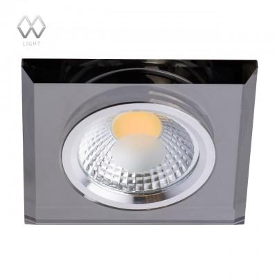 Светильник светодиодный Mw light 637014801 КрузКвадратные LED<br>Встраиваемые светильники – популярное осветительное оборудование, которое можно использовать в качестве основного источника или в дополнение к люстре. Они позволяют создать нужную атмосферу атмосферу и привнести в интерьер уют и комфорт.   Интернет-магазин «Светодом» предлагает стильный встраиваемый светильник Mw-light 637014801. Данная модель достаточно универсальна, поэтому подойдет практически под любой интерьер. Перед покупкой не забудьте ознакомиться с техническими параметрами, чтобы узнать тип цоколя, площадь освещения и другие важные характеристики.   Приобрести встраиваемый светильник Mw-light 637014801 в нашем онлайн-магазине Вы можете либо с помощью «Корзины», либо по контактным номерам. Мы развозим заказы по Москве, Екатеринбургу и остальным российским городам.<br><br>S освещ. до, м2: 2<br>Диаметр, мм мм: 97<br>Высота, мм: 38