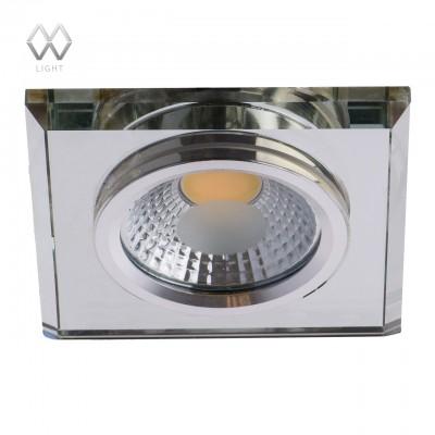 Светильник светодиодный Mw light 637014901 КрузКвадратные LED<br><br><br>S освещ. до, м2: 2<br>Тип товара: Светильник светодиодный<br>Диаметр, мм мм: 97<br>Высота, мм: 38