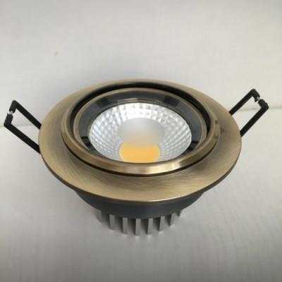 Светильник Mw-light 637015601Круглые LED<br>Встраиваемые светильники – популярное осветительное оборудование, которое можно использовать в качестве основного источника или в дополнение к люстре. Они позволяют создать нужную атмосферу атмосферу и привнести в интерьер уют и комфорт.   Интернет-магазин «Светодом» предлагает стильный встраиваемый светильник Mw-light 637015601. Данная модель достаточно универсальна, поэтому подойдет практически под любой интерьер. Перед покупкой не забудьте ознакомиться с техническими параметрами, чтобы узнать тип цоколя, площадь освещения и другие важные характеристики.   Приобрести встраиваемый светильник Mw-light 637015601 в нашем онлайн-магазине Вы можете либо с помощью «Корзины», либо по контактным номерам. Мы развозим заказы по Москве, Екатеринбургу и остальным российским городам.<br><br>Тип лампы: LED<br>Тип цоколя: LED<br>MAX мощность ламп, Вт: 5<br>Диаметр, мм мм: 90<br>Высота, мм: 60<br>Цвет арматуры: Бронзовый