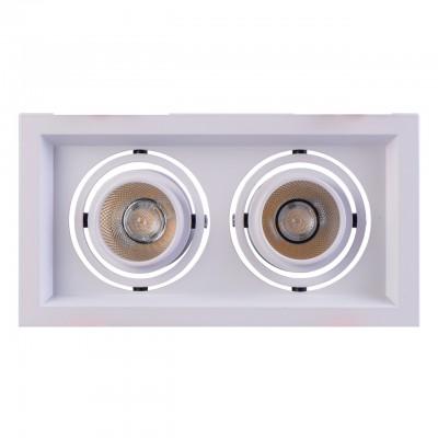 Светильник Mw Light 637016202Карданные светильники<br>Светильник Mw Light 637016202 в большинстве своем является техническим освещением и носит больше практический эффект, нежели декоративный. С данной моделью светильника Вы сможете качественно и функционально осветить как жилые, так и общественные помещения. Также в коллекции Вы сможете выбрать другой типоразмер или оттенок для доходящего дизайн-проекта помещения.