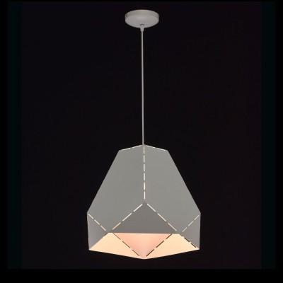 Mw light 643012001 ЛюстраОдиночные<br><br><br>S освещ. до, м2: 3<br>Тип лампы: Накаливания / энергосбережения / светодиодная<br>Тип цоколя: E27<br>Цвет арматуры: белый<br>Количество ламп: 1<br>Ширина, мм: 380<br>Длина, мм: 400<br>Высота, мм: 1200<br>MAX мощность ламп, Вт: 60