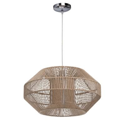 Mw light 645010801 ЛюстраПодвесные<br><br><br>Установка на натяжной потолок: Да<br>S освещ. до, м2: 3<br>Тип лампы: Накаливания / энергосбережения / светодиодная<br>Тип цоколя: E27<br>Цвет арматуры: серебристый<br>Количество ламп: 1<br>Диаметр, мм мм: 500<br>Высота, мм: 1470<br>MAX мощность ламп, Вт: 60