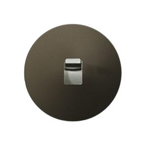 Накладка для выключателя/переключателя с рычажком графит Celiane (Legrand) 64904Графит <br><br><br>Оттенок (цвет): серый