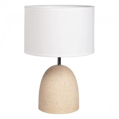 Светильник Regenbogen life 654030101Современные<br>Настольная лампа – это не просто источник дополнительного освещения, но и оригинальный элемент декора. Его можно установить в спальне, гостиной, кабинете и других комнатах. Интернет-магазин «Светодом» предлагает настольные лампы разных стилей по доступным ценам. Благодаря большому ассортименту Вы обязательно найдете в нашем каталоге именно ту модель, которую искали.   Настольная лампа Regenbogen life 654030101 – прекрасный вариант для завершения интерьера. Ее можно включить одновременно с люстрой для более яркого освещения или без нее для создания уютной атмосферы, настраивающей на отдых.   Купить настольную лампу Regenbogen life 654030101 Вы можете с помощью виртуальной «Корзины» или по контактным номерам, указанным на сайте.<br><br>Тип лампы: Накаливания / энергосбережения / светодиодная<br>Тип цоколя: E27<br>Количество ламп: 1<br>MAX мощность ламп, Вт: 60<br>Диаметр, мм мм: 340<br>Высота, мм: 510