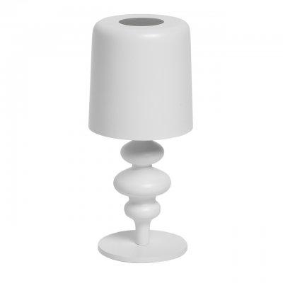 Светильник настольная лампа Regenbogen life 655030201 Айсфельд/EisfeldАрхив<br>Описание модели 655030201: Дизайнерская идея создания светильника из коллекции Айсфельд  представляет собой современное обрамление классического арт-объекта в модном колористическом воплощении. Такая настольная лампа станет заметным украшением пространства стильной гостиной, модной кухни, рабочей зоны, в зависимости от сложности дизайн-проекта в стиле фьюжн, поп-арт или авангард. Эффектная арматура и плафон-цилиндр изготовлены из металла белого матового оттенка. Светильник из коллекции Айсфельд станет акцентным элементом в построении зонального освещения интерьера или особенной зоны. Рекомендуется использовать в комбинации с потолочным светильником и бра.<br><br>S освещ. до, м2: 2<br>Тип лампы: Накаливания / энергосбережения / светодиодная<br>Тип цоколя: E14<br>Количество ламп: 1<br>MAX мощность ламп, Вт: 40<br>Диаметр, мм мм: 140<br>Высота, мм: 340<br>Цвет арматуры: белый
