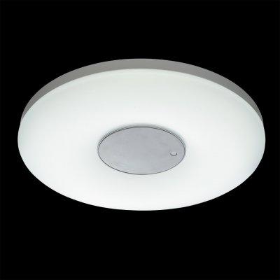 Светильник потолочный Regenbogen life 660011001 Норден/NordenПотолочные<br>Описание модели 660011001: Современный и стильный светильник из коллекции Норден создан для освещения интерьеров в стилях минимализм, hi-tech,техно . Его также можно использовать для создания яркой световой зоны при зонировании пространства. Металлическое основание цвета хрома в простой геометрической форме вместе с плафоном из матового акрила образуют компактный светильник потолочной эргономичной формы. Свет от диодов яркий, но не ослепляющий, комфортного теплого оттенка, рекомендуемая площадь освещения до 20 кв.м.<br><br>Установка на натяжной потолок: Да<br>S освещ. до, м2: 12<br>Крепление: Планка<br>Тип лампы: LED<br>Тип цоколя: LED<br>Количество ламп: 400 LED<br>MAX мощность ламп, Вт: 0.2<br>Диаметр, мм мм: 400<br>Высота, мм: 60<br>Цвет арматуры: белый