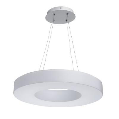 Люстра светодиодная MW LIGHT 660012101 Норден 30WПодвесные<br><br><br>S освещ. до, м2: 12<br>Цветовая t, К: 3000/4000/6000<br>Тип лампы: LED<br>Тип цоколя: LED<br>Количество ламп: 1<br>MAX мощность ламп, Вт: 30<br>Диаметр, мм мм: 480<br>Высота, мм: 200 - 1125