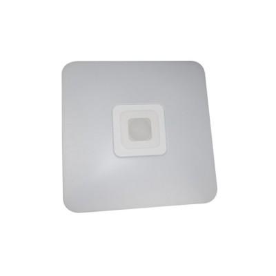 660012501 Mw light СветильникКвадратные<br><br><br>Тип лампы: LED<br>Тип цоколя: LED<br>Ширина, мм: 530<br>MAX мощность ламп, Вт: 48<br>Длина, мм: 530<br>Высота, мм: 70