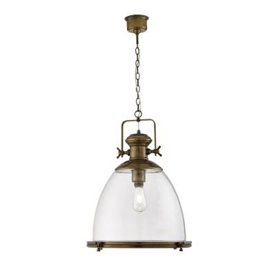 Светильник Divinare 6679/01 SP-1Одиночные<br><br><br>Тип лампы: Накаливания / энергосбережения / светодиодная<br>Тип цоколя: E27<br>Количество ламп: 1<br>MAX мощность ламп, Вт: 60<br>Диаметр, мм мм: 490<br>Высота, мм: 570 - 1970<br>Цвет арматуры: бронзовый