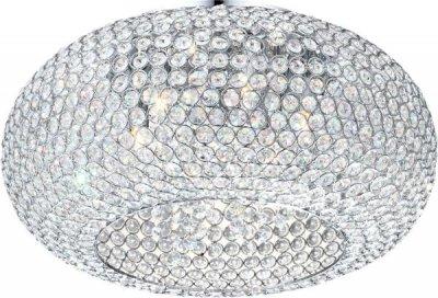 Люстра Globo 67017-6 Emiliaхрустальные потолочные люстры<br>Компания «Светодом» предлагает широкий ассортимент люстр от известных производителей. Представленные в нашем каталоге товары выполнены из современных материалов и обладают отличным качеством. Благодаря широкому ассортименту Вы сможете найти у нас люстру под любой интерьер. Мы предлагаем как классические варианты, так и современные модели, отличающиеся лаконичностью и простотой форм.  Стильная люстра Globo 67017-6 станет украшением любого дома. Эта модель от известного производителя не оставит равнодушным ценителей красивых и оригинальных предметов интерьера. Люстра Globo 67017-6 обеспечит равномерное распределение света по всей комнате. При выборе обратите внимание на характеристики, позволяющие приобрести наиболее подходящую модель. Купить понравившуюся люстру по доступной цене Вы можете в интернет-магазине «Светодом».<br><br>Установка на натяжной потолок: Ограничено<br>S освещ. до, м2: 20<br>Крепление: Планка<br>Тип лампы: галогенная / LED-светодиодная<br>Тип цоколя: G9<br>Цвет арматуры: серебристый<br>Количество ламп: 6<br>Диаметр, мм мм: 460<br>Высота, мм: 235<br>MAX мощность ламп, Вт: 33