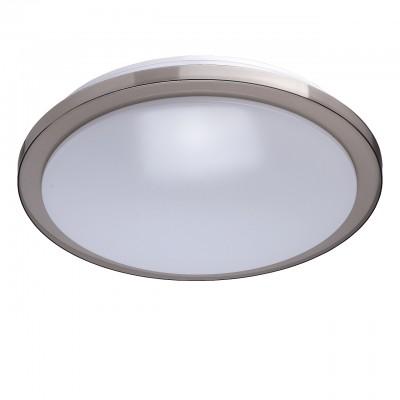 Mw light 674012601 СветильникКруглые<br><br><br>S освещ. до, м2: 20<br>Цветовая t, К: 2700/4000/6000<br>Тип лампы: LED<br>Тип цоколя: LED<br>Диаметр, мм мм: 530<br>Высота, мм: 100<br>MAX мощность ламп, Вт: 50