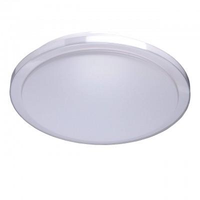 Mw light 674012701 СветильникКруглые<br><br><br>S освещ. до, м2: 20<br>Цветовая t, К: 2700/4000/6000<br>Тип лампы: LED<br>Диаметр, мм мм: 530<br>Высота, мм: 100<br>MAX мощность ламп, Вт: 50