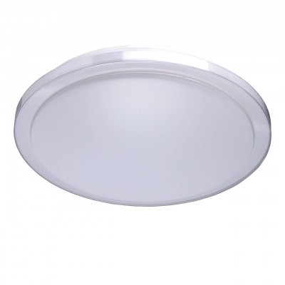 Mw light 674012701 СветильникКруглые<br><br><br>S освещ. до, м2: 20<br>Цветовая t, К: 2700/4000/6000<br>Тип лампы: LED<br>MAX мощность ламп, Вт: 50<br>Диаметр, мм мм: 530<br>Высота, мм: 100