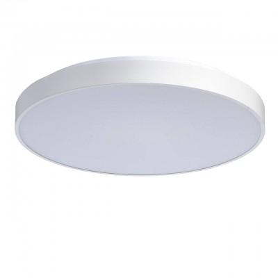 Mw light 674013101 СветильникКруглые<br><br><br>S освещ. до, м2: 24<br>Цветова t, К: 2700/4000/6000<br>Тип лампы: LED<br>Тип цокол: LED<br>MAX мощность ламп, Вт: 60<br>Диаметр, мм мм: 550<br>Высота, мм: 80