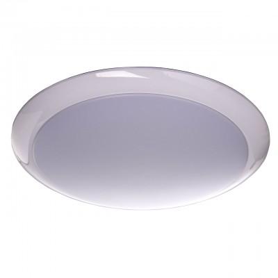 674014301 Mw light Светильниккруглые светильники<br><br><br>S освещ. до, м2: 20<br>Тип лампы: LED<br>Диаметр, мм мм: 480<br>Высота, мм: 90