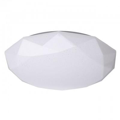 674014801 Mw light СветильникПотолочные<br><br><br>Установка на натяжной потолок: Да<br>S освещ. до, м2: 20<br>Тип лампы: LED<br>Диаметр, мм мм: 500<br>Высота, мм: 100
