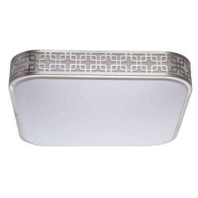 674015101 Mw light СветильникПотолочные<br><br><br>Установка на натяжной потолок: Да<br>S освещ. до, м2: 17<br>Тип лампы: LED<br>Ширина, мм: 470<br>Длина, мм: 470<br>Высота, мм: 70<br>MAX мощность ламп, Вт: 40