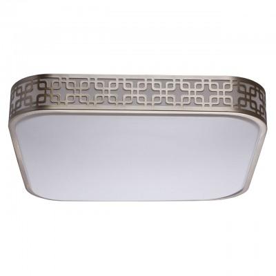 674015201 Mw light СветильникПотолочные<br><br><br>Установка на натяжной потолок: Да<br>S освещ. до, м2: 16<br>Тип лампы: LED<br>Ширина, мм: 470<br>Длина, мм: 470<br>Высота, мм: 70<br>MAX мощность ламп, Вт: 40