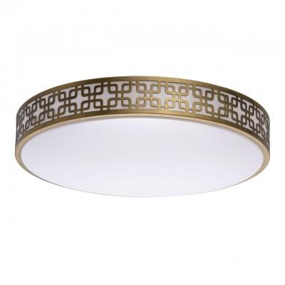 674015301 Mw light СветильникПотолочные<br><br><br>Установка на натяжной потолок: Да<br>S освещ. до, м2: 17<br>Тип лампы: LED<br>Диаметр, мм мм: 470<br>Высота, мм: 70<br>MAX мощность ламп, Вт: 40