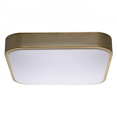 674015701 Mw light СветильникПотолочные<br><br><br>Установка на натяжной потолок: Да<br>S освещ. до, м2: 16<br>Тип лампы: LED<br>Ширина, мм: 470<br>Длина, мм: 470<br>Высота, мм: 70<br>MAX мощность ламп, Вт: 40