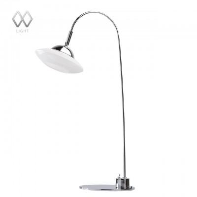 Настольная лампа Mw light 674030301 РивзНастольные лампы хай тек<br>Настольная лампа – это не просто источник дополнительного освещения, но и оригинальный элемент декора. Его можно установить в спальне, гостиной, кабинете и других комнатах. Интернет-магазин «Светодом» предлагает настольные лампы разных стилей по доступным ценам. Благодаря большому ассортименту Вы обязательно найдете в нашем каталоге именно ту модель, которую искали.   Настольная лампа Mw-light 674030301 – прекрасный вариант для завершения интерьера. Ее можно включить одновременно с люстрой для более яркого освещения или без нее для создания уютной атмосферы, настраивающей на отдых.   Купить настольную лампу Mw-light 674030301 Вы можете с помощью виртуальной «Корзины» или по контактным номерам, указанным на сайте.<br><br>S освещ. до, м2: 4<br>Ширина, мм: 180<br>Длина, мм: 240<br>Высота, мм: 510