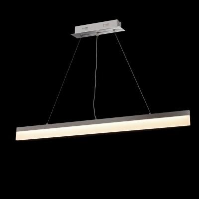 Mw light 675012501 СветильникСветодиодные<br><br><br>Цветовая t, К: 3000<br>Тип лампы: LED<br>Длина, мм: 1000<br>Высота, мм: 120 - 1250<br>MAX мощность ламп, Вт: 24