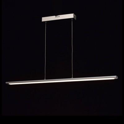 Mw light 675012601 СветильникДлинные 4+<br><br><br>S освещ. до, м2: 8<br>Цветовая t, К: 3000<br>Тип лампы: LED<br>Тип цоколя: LED<br>Количество ламп: 4<br>Ширина, мм: 50<br>MAX мощность ламп, Вт: 4.8<br>Длина, мм: 1000<br>Высота, мм: 100 - 1500