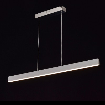 Mw light 675012801 СветильникДлинные 4+<br><br><br>Цветовая t, К: 3000<br>Тип лампы: LED<br>Тип цоколя: LED<br>Ширина, мм: 60<br>MAX мощность ламп, Вт: 10<br>Длина, мм: 920<br>Высота, мм: 170 - 1370