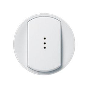 Клавиша для выключателя/переключателя 1 клавишного с индикацией белый Celiane (Legrand) 68003Белый <br><br><br>Тип товара: Переключатель<br>Скидка, %: 62<br>Оттенок (цвет): Белый