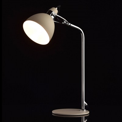 Mw light 680031401 СветильникОфисные<br><br><br>Тип лампы: Накаливания / энергосбережения / светодиодная<br>Тип цоколя: E14<br>Количество ламп: 1<br>Ширина, мм: 260<br>Длина, мм: 150<br>Высота, мм: 450<br>MAX мощность ламп, Вт: 40