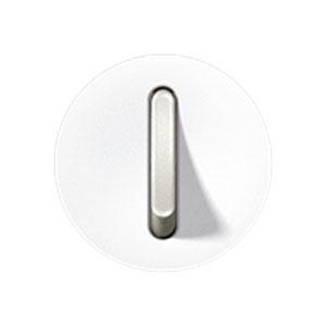 Клавиша для выключателя/переключателя бесшумного белый Celiane (Legrand) 68017Белый <br><br><br>Тип товара: Переключатель<br>Скидка, %: 67<br>Оттенок (цвет): Белый