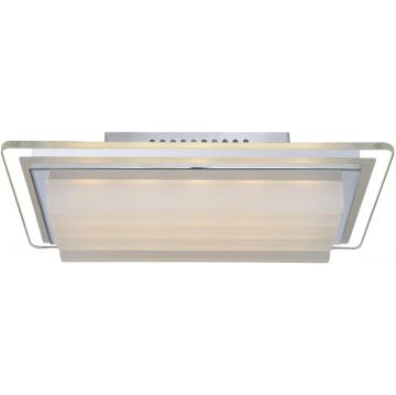 Светильник Globo 68079-15 ZodyСнято с производства<br><br><br>S освещ. до, м2: 1<br>Тип товара: Светильник настенно-потолочный<br>Скидка, %: 72<br>Тип лампы: LED - светодиодная<br>Тип цоколя: LED<br>Количество ламп: 1<br>Ширина, мм: 210<br>MAX мощность ламп, Вт: 15<br>Длина, мм: 350<br>Высота, мм: 95<br>Цвет арматуры: серебристый