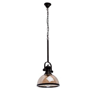 REGENBOGEN Нойвид 682012001 Люстраодиночные подвесные светильники<br><br><br>S освещ. до, м2: 2<br>Тип лампы: Накаливания / энергосбережения / светодиодная<br>Тип цоколя: E27<br>Количество ламп: 1<br>Диаметр, мм мм: 300<br>Высота, мм: 890 - 1350<br>MAX мощность ламп, Вт: 40