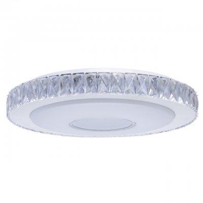 Светильник Mw-light 687010701Потолочные<br><br><br>Цветовая t, К: 3000 - 6000<br>Тип лампы: LED<br>Тип цоколя: LED<br>Цвет арматуры: белый<br>Диаметр, мм мм: 480<br>Высота, мм: 80<br>MAX мощность ламп, Вт: 30
