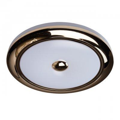 Светильник Mw-light 688010101люстры хай тек потолочные<br><br><br>S освещ. до, м2: 24<br>Цветовая t, К: 3000 - 6000<br>Тип лампы: LED-светодиодная<br>Тип цоколя: LED<br>Цвет арматуры: золотой<br>Количество ламп: 1<br>Диаметр, мм мм: 520<br>Высота, мм: 80<br>MAX мощность ламп, Вт: 60