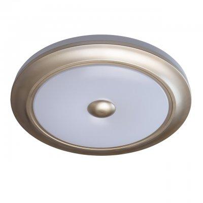 Светильник Mw-light 688010301Круглые<br><br><br>Цветовая t, К: 3000 - 6000<br>Тип лампы: LED<br>Тип цоколя: LED<br>Диаметр, мм мм: 520<br>Высота, мм: 80