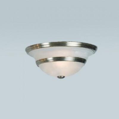 Светильник Globo 6895-2 ToledoКруглые<br>Настенно потолочный светильник Globo (Глобо) 6895-2 подходит как для установки в вертикальном положении - на стены, так и для установки в горизонтальном - на потолок. Для установки настенно потолочных светильников на натяжной потолок необходимо использовать светодиодные лампы LED, которые экономнее ламп Ильича (накаливания) в 10 раз, выделяют мало тепла и не дадут расплавиться Вашему потолку.<br><br>S освещ. до, м2: 8<br>Тип лампы: накаливания / энергосбережения / LED-светодиодная<br>Тип цоколя: E27<br>Количество ламп: 2<br>Ширина, мм: 340<br>MAX мощность ламп, Вт: 60<br>Диаметр, мм мм: 340<br>Высота, мм: 150<br>Цвет арматуры: серый