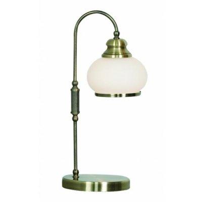 Светильник настольный Globo 6900-1T NostalgikaКлассические<br>Настольная лампа – это не просто источник дополнительного освещения, но и оригинальный элемент декора. Его можно установить в спальне, гостиной, кабинете и других комнатах. Интернет-магазин «Светодом» предлагает настольные лампы разных стилей по доступным ценам. Благодаря большому ассортименту Вы обязательно найдете в нашем каталоге именно ту модель, которую искали.   Настольная лампа Globo 6900-1T – прекрасный вариант для завершения интерьера. Ее можно включить одновременно с люстрой для более яркого освещения или без нее для создания уютной атмосферы, настраивающей на отдых.   Купить настольную лампу Globo 6900-1T Вы можете с помощью виртуальной «Корзины» или по контактным номерам, указанным на сайте.<br><br>S освещ. до, м2: 2<br>Тип лампы: накал-я - энергосбер-я<br>Тип цоколя: E14<br>Цвет арматуры: бронзовый<br>Количество ламп: 1<br>Ширина, мм: 180<br>Длина, мм: 180<br>Высота, мм: 400<br>MAX мощность ламп, Вт: 40