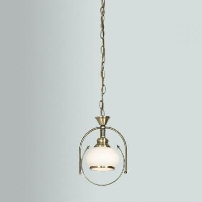 Светильник подвесной Globo 6900 NostalgikaОдиночные<br><br><br>S освещ. до, м2: 2<br>Тип товара: Светильник подвесной<br>Скидка, %: 45<br>Тип лампы: накаливания / энергосбережения / LED-светодиодная<br>Тип цоколя: E14<br>Количество ламп: 1<br>Ширина, мм: 130<br>MAX мощность ламп, Вт: 40<br>Диаметр, мм мм: 190<br>Длина, мм: 190<br>Высота, мм: 900<br>Цвет арматуры: бронзовый