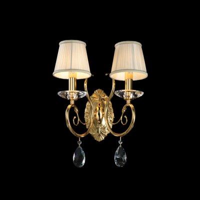 Lightstar RICERCO 693622 Светильник настенный браКлассические<br><br><br>S освещ. до, м2: 5<br>Тип лампы: накаливания / энергосбережения / LED-светодиодная<br>Тип цоколя: E14<br>Цвет арматуры: золотой<br>Количество ламп: 2<br>Ширина, мм: 350<br>Размеры: W490 H440, отступ 260<br>Расстояние от стены, мм: 220<br>Высота, мм: 450<br>MAX мощность ламп, Вт: 40