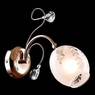 Евросвет 70034/1 золотоКлассические<br><br><br>Тип лампы: Накаливания / энергосбережения / светодиодная<br>Тип цоколя: E14<br>Количество ламп: 1<br>Ширина, мм: 125<br>MAX мощность ламп, Вт: 60<br>Расстояние от стены, мм: 250<br>Высота, мм: 270