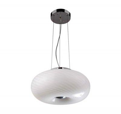 Люстра Colosseo 70125/3AПодвесные<br><br><br>Установка на натяжной потолок: Да<br>S освещ. до, м2: 12<br>Крепление: Крюк<br>Тип товара: Люстра подвесная<br>Тип лампы: накаливания / энергосбережения / LED-светодиодная<br>Тип цоколя: E27<br>Количество ламп: 3<br>MAX мощность ламп, Вт: 60<br>Диаметр, мм мм: 450<br>Высота, мм: 350 - 700<br>Цвет арматуры: серебристый