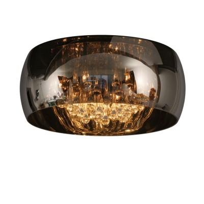 Lucide PEARL-LED 70163/24/11 потолочный светильникОжидается<br><br><br>S освещ. до, м2: 8<br>Тип цоколя: G9 LED<br>Цвет арматуры: серебристый хром<br>Количество ламп: 5<br>Ширина, мм: 500<br>Высота, мм: 250