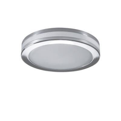 Светильник Lightstar 70252 FORTOКруглые<br><br><br>Тип лампы: LED<br>Тип цоколя: LED<br>Диаметр, мм мм: 80<br>Высота, мм: 10<br>Цвет арматуры: серебристый